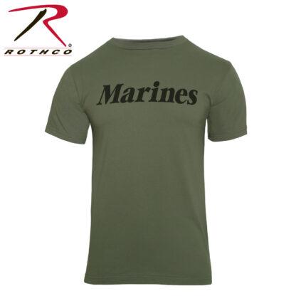 Marines PT-TShirt